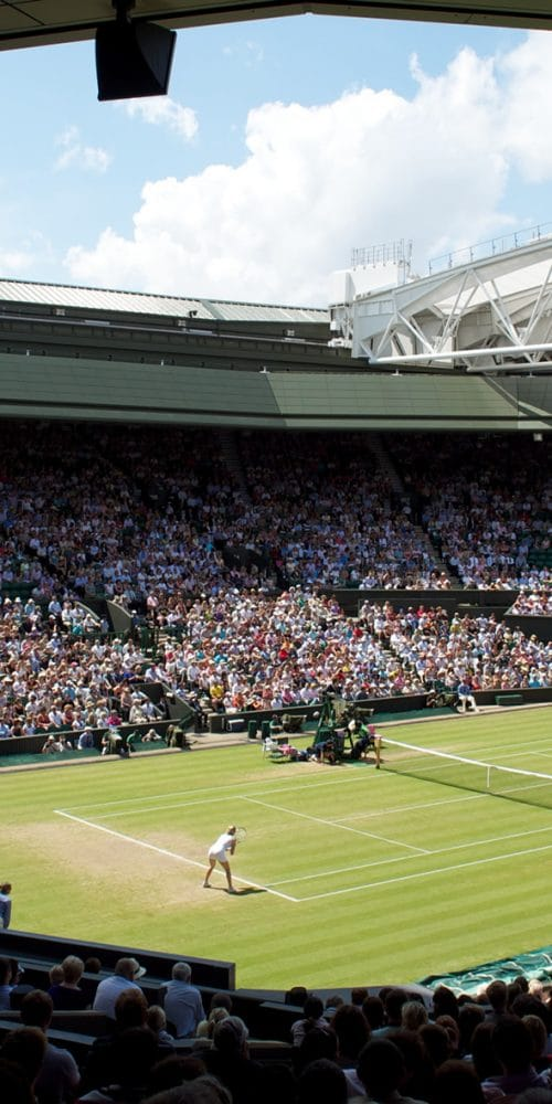 Twitter to live stream the Wimbledon Channel