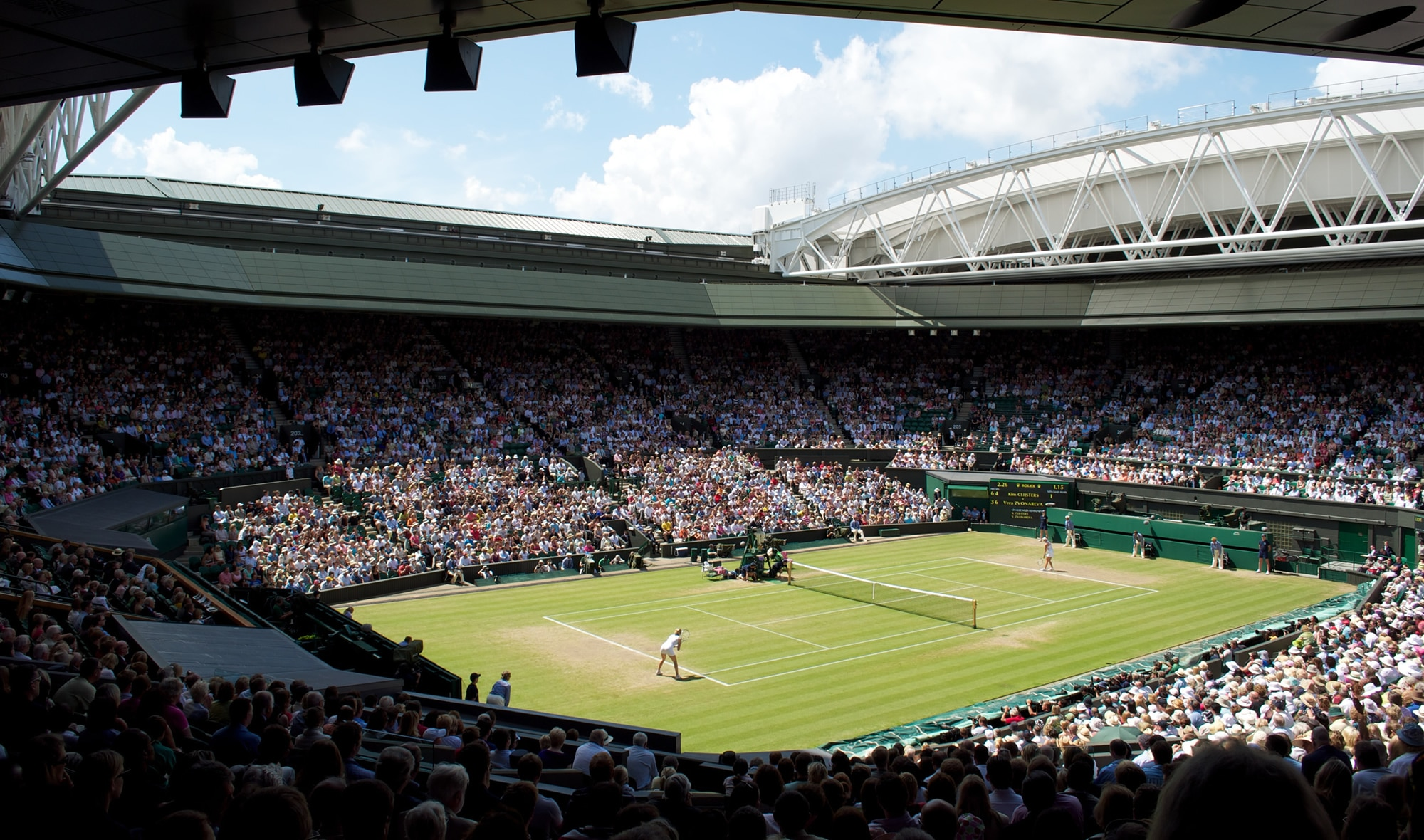 Twitter to live stream the Wimbledon Channel.