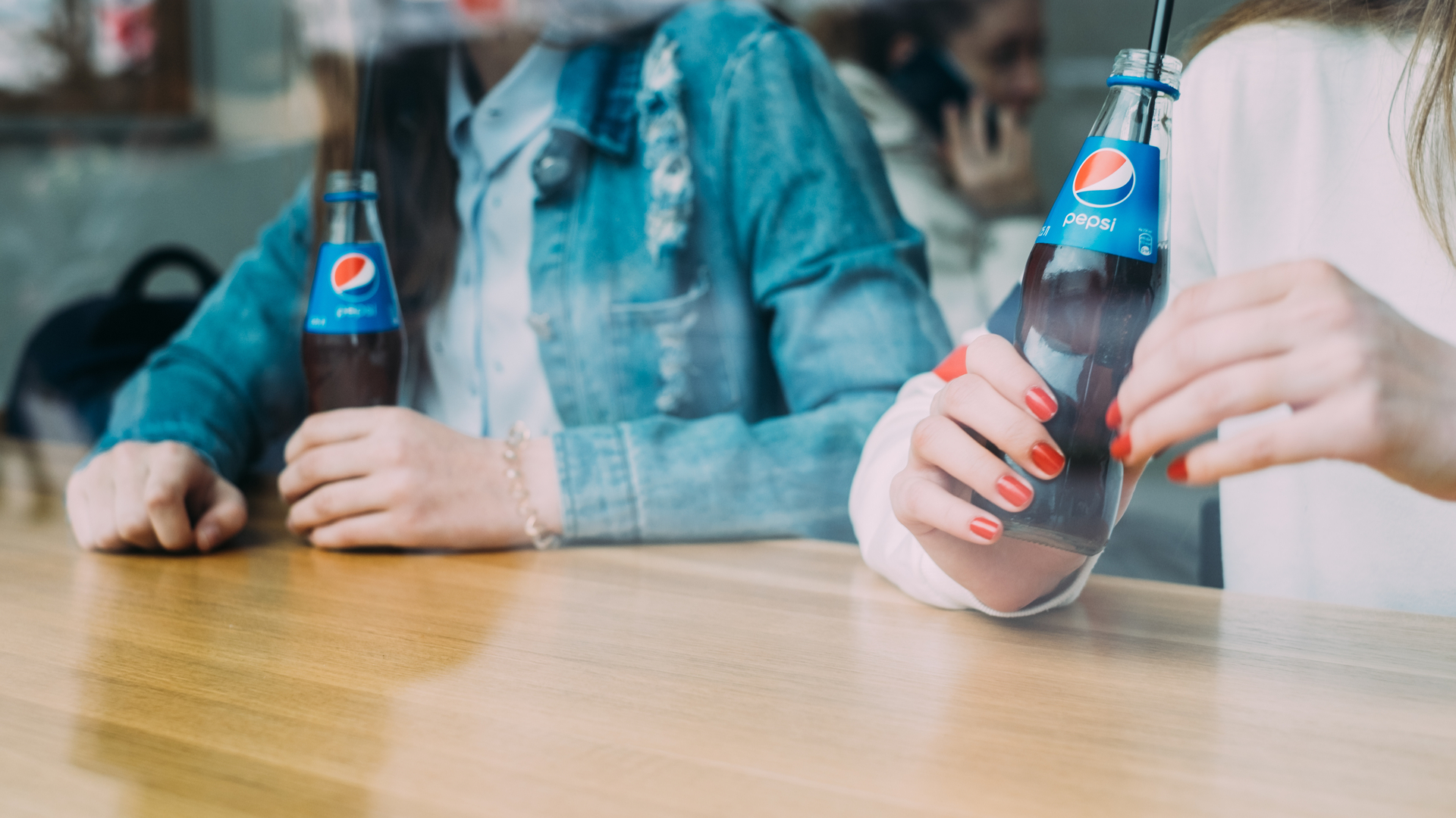 Pepsi's brand increases by 44% following advert fiasco.